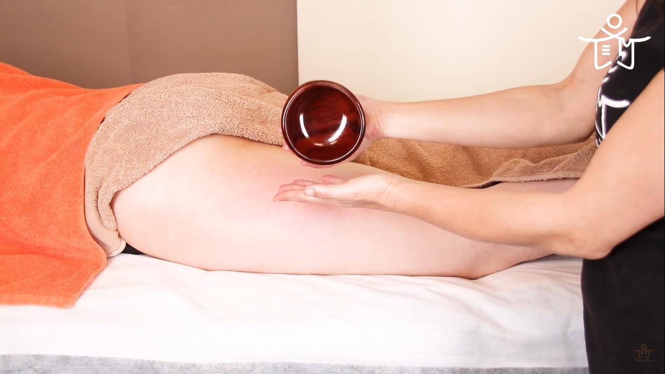 Dónde ofrecen masajes de maderoterapia