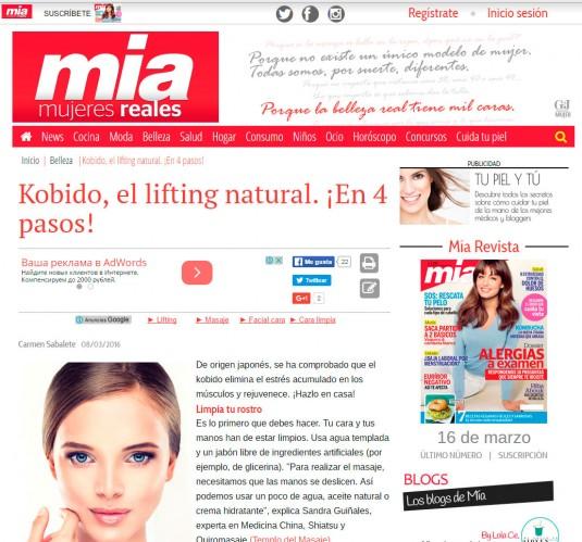 Revista Mía Kobido