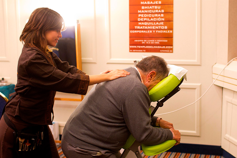 evento masaje
