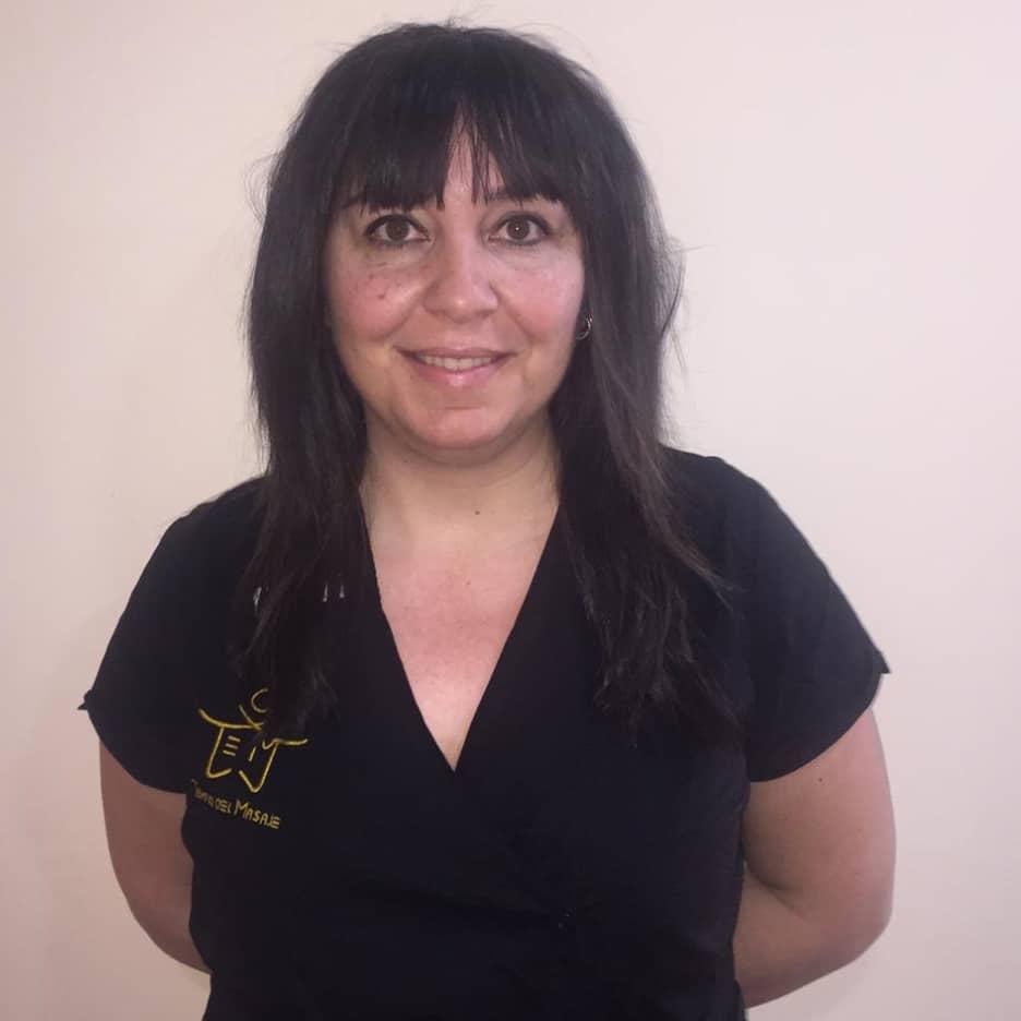 sandra sanchez. masajes en Madrid